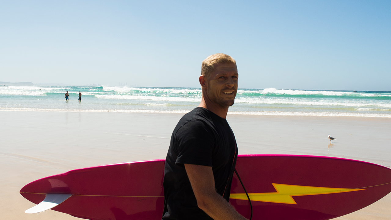 "Mick Fanning Returns To WSL Championship Tour: ""I Want To Be A Part Of The Race"""
