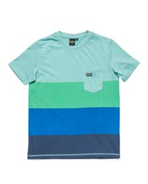 Nation Stripe Ss Tee