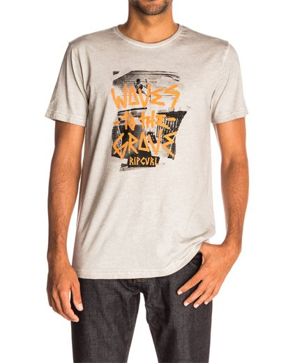 Waves To The Crew Tee