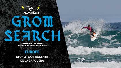 2017 European GromSearch Series Stop #3 - San Vincente de la Barquera