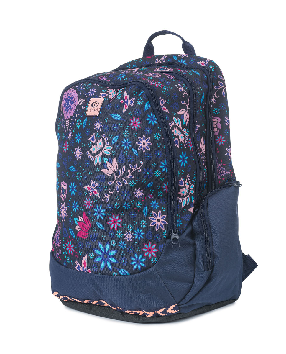 Sac à dos 3 compartiments Ripcurl Mandala Trischool Dark Blue