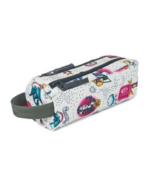 Tattoo Pencil Case 2 compartments