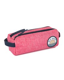 Solid Pencil Case 2 compartments