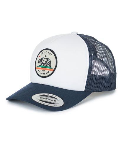 Cali Bear Trucker Cap