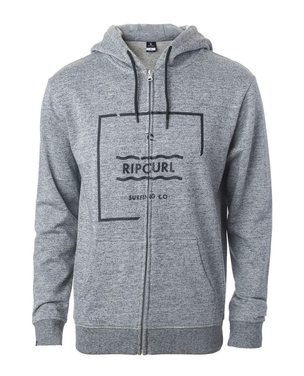 Sweatshirt Broken Square Fleece