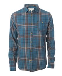 Faded Check Shirt