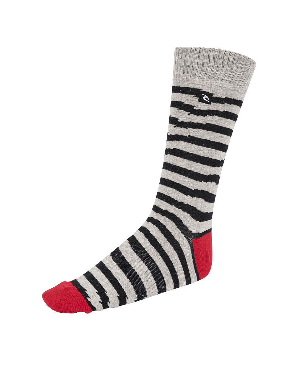 Distort Crw Sock Sngle Pr
