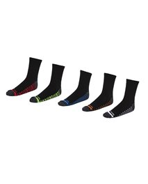 Pop Crew Sock 5-Pack
