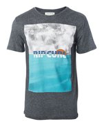 Overscale Sunset Tee