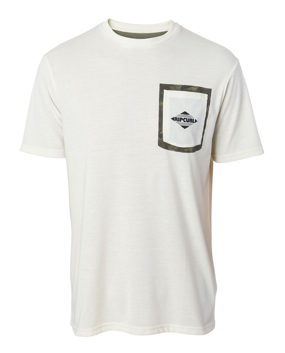 C And S Pocket Vc Tee