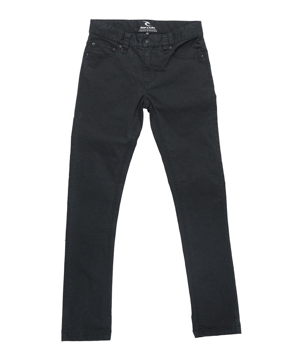 Black 5 Pocket Denim