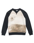 Heros Crew Neck Fleece