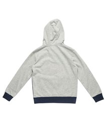 Multi Stripe Hooded Fleece