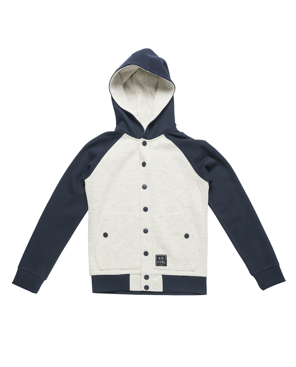 Leroy Hooded Vest Fleece