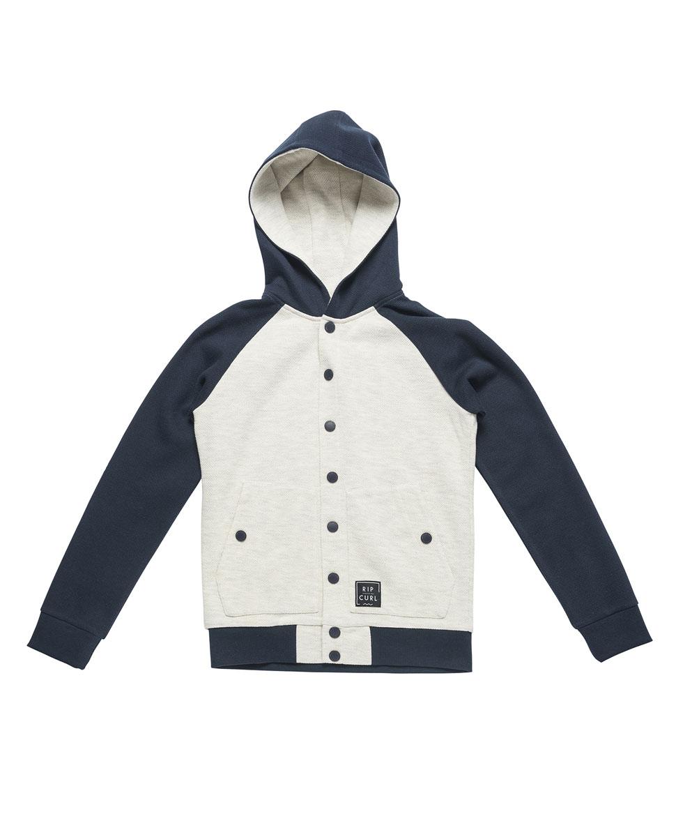 Leroy Hooded Vest Fleece