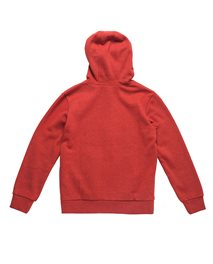 Big Mama Spray Hoohed  Zip Fleece