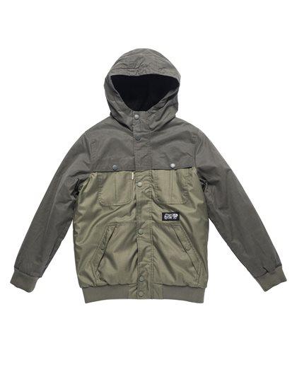 Four Pockets Parka Jacket