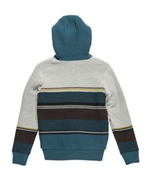 Jacquard Stripe Sweater