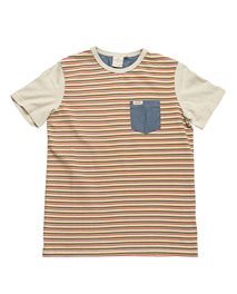 Stripes Mr Ss Tee