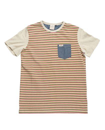 Stripes Mr Ss Tee