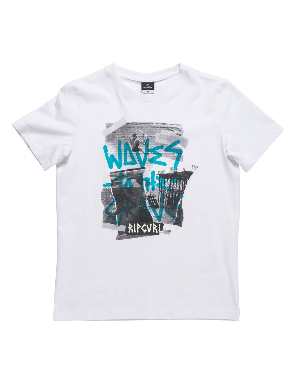 Photo Action Ss Tee
