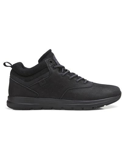 Commuter Mid + Shoes