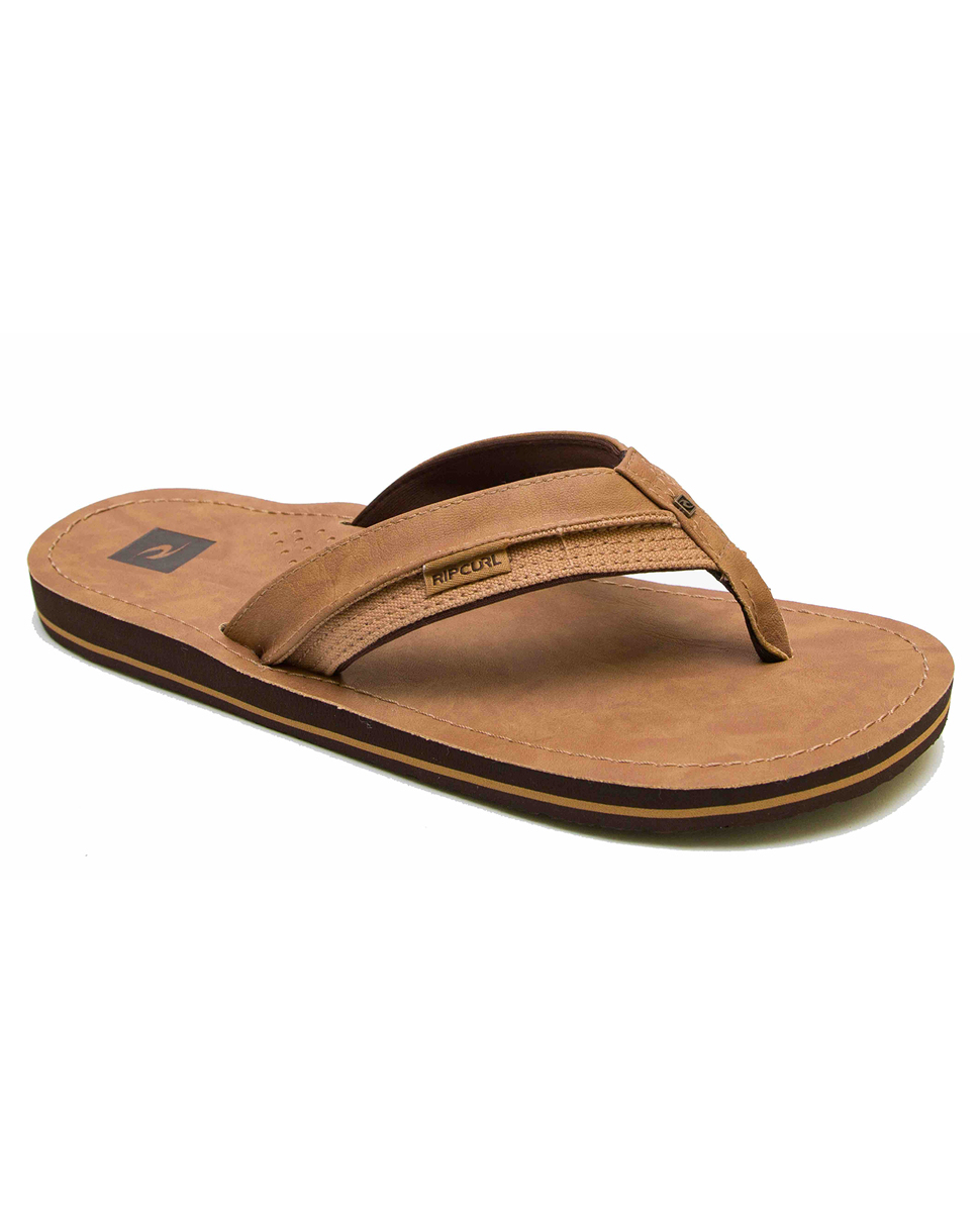 Rip Curl The Searcher - Sandalias para Hombres - Negro