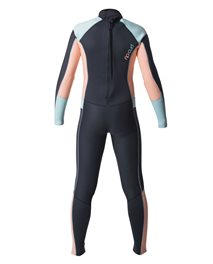 Junior Girl Dawn Patrol 3/2 Back Zip - Wetsuit