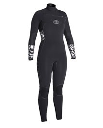 Women Flashbomb 3/2 Chest Zip - Wetsuit
