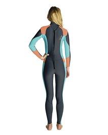 Women Dawn Patrol 5/3 Back Zip - Wetsuit