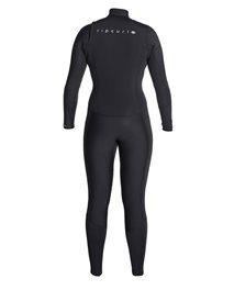 Women Dawn Patrol 4/3 Chest Zip - Wetsuit