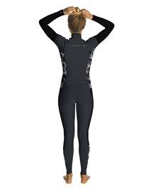 Women Dawn Patrol 3/2 Chest Zip - Wetsuit