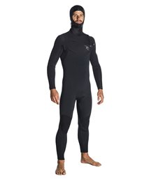 Dawn Patrol 5/4 Hood Chest Zip - Wetsuit