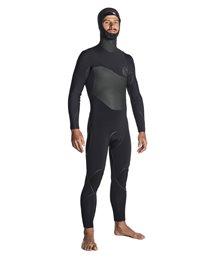 Flashbomb Plus 6/4 Hood Zip Free  - Wetsuit
