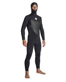 Flashbomb 5/4 Hood Chest Zip - Wetsuit