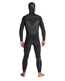 Flashbomb 6/4 Hood Chest Zip - Wetsuit
