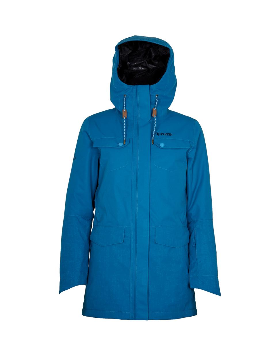 Para Mujer Curl Snow Search Rip De Amity Jacket Chaquetas qwzpP7US