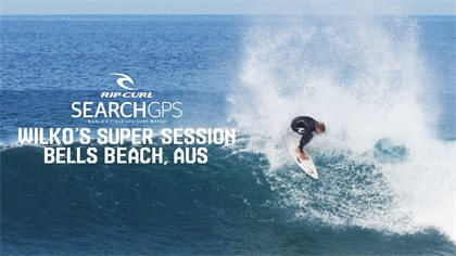 Matt Wilkinson Talks Us Through His Bells Bowl Super Session With The SearchGPS Watch
