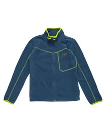 Junior Micro Fleece Front zip