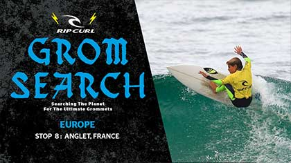 2017 European GromSearch Series Stop #8 - Anglet, France