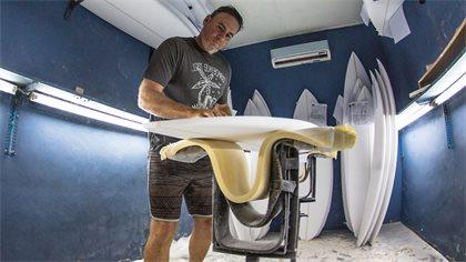 Matt Biolos Talks Padang Quivers For Rip Curl Cup