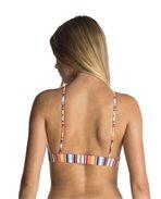 Vintage Stripes Crop - Swimwear