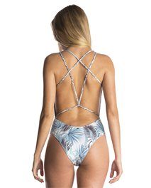 Desert Palm One Piece - Swimwear