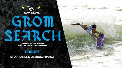 2017 European GromSearch Series Stop #10 - Ile d'Oleron, France