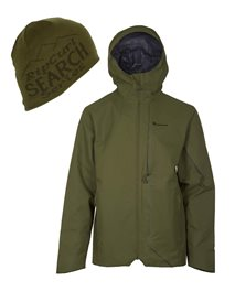 Gift Pack Pro Search 3l Snow Jacket + Beanie