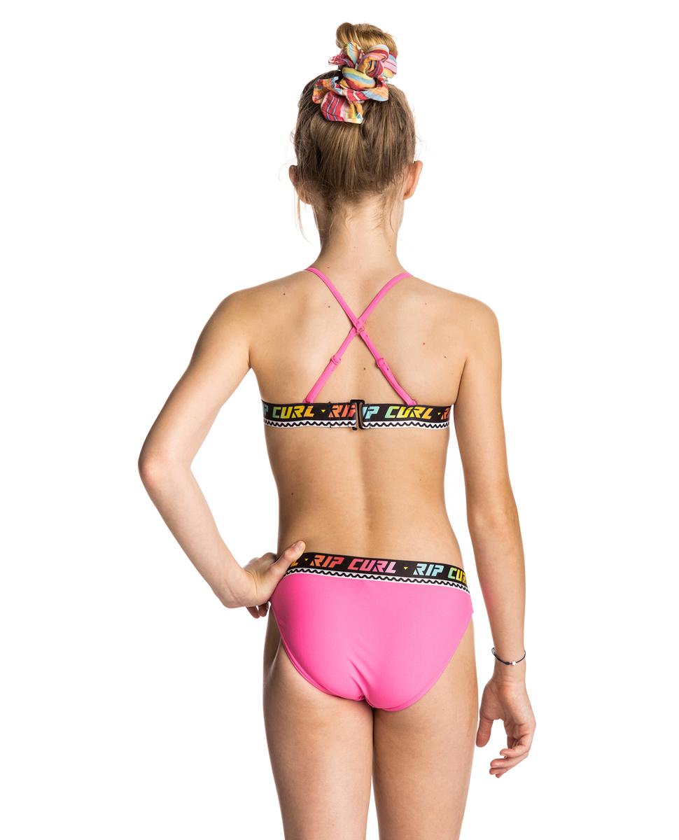 0386bc48e2297 Teen Surf Geo Tri Bikini