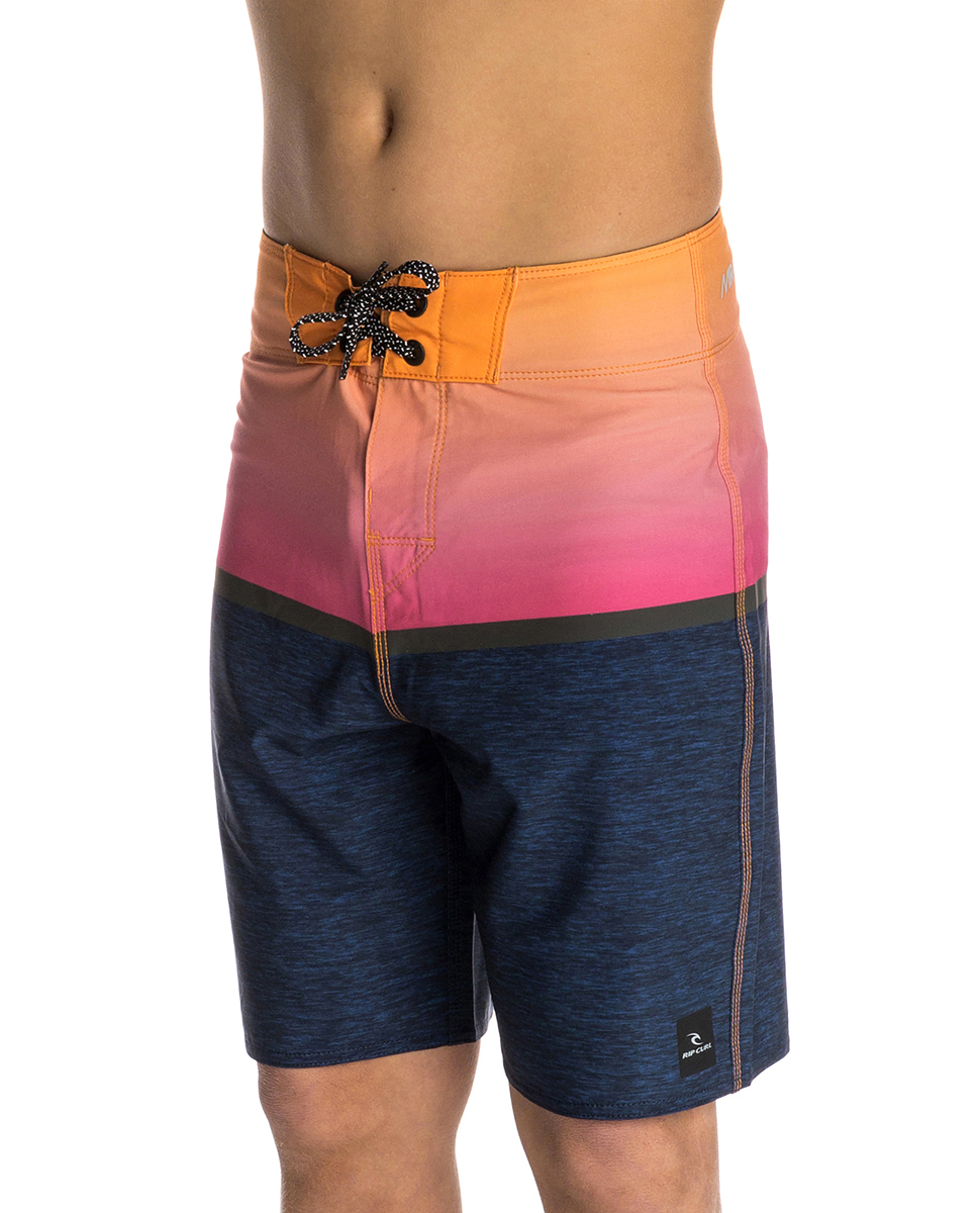 "Mirage Combined Solid 17"" Boarshort"