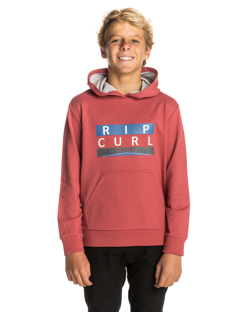Cavern Hooded Fleece