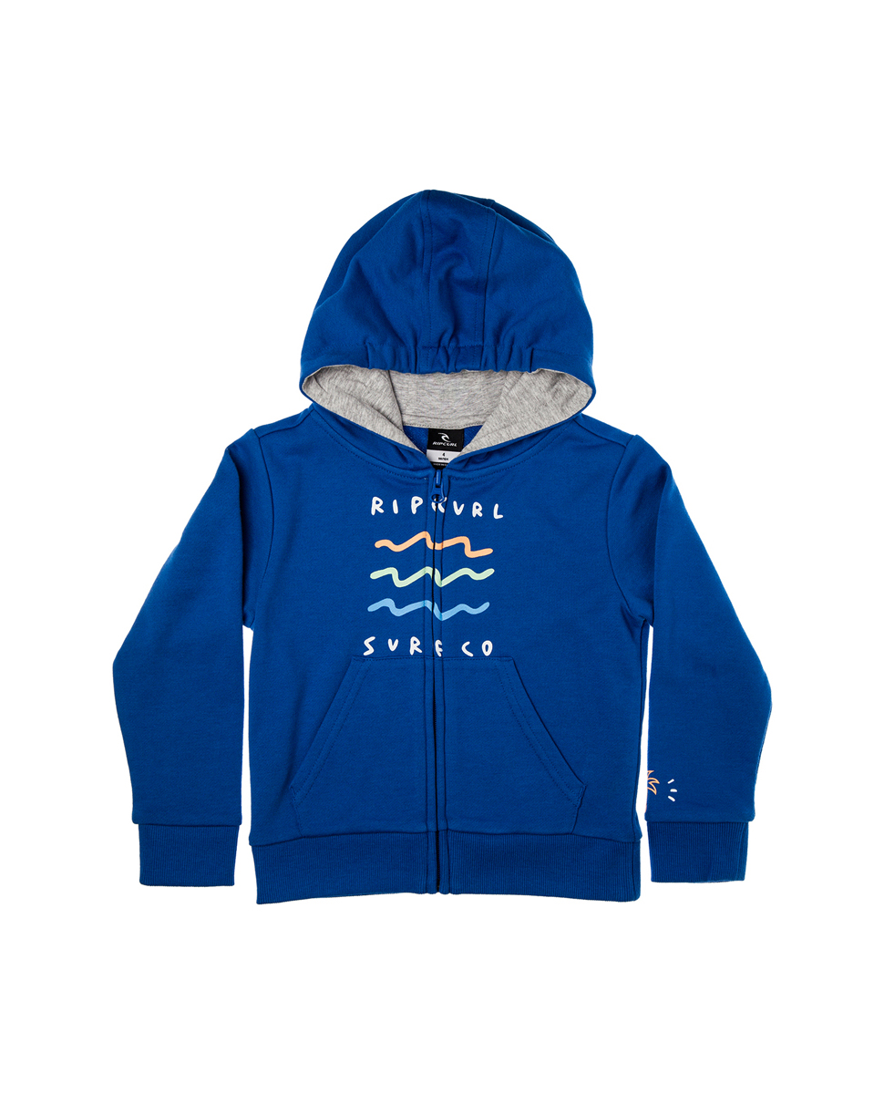 Multi Script Hz Fleece