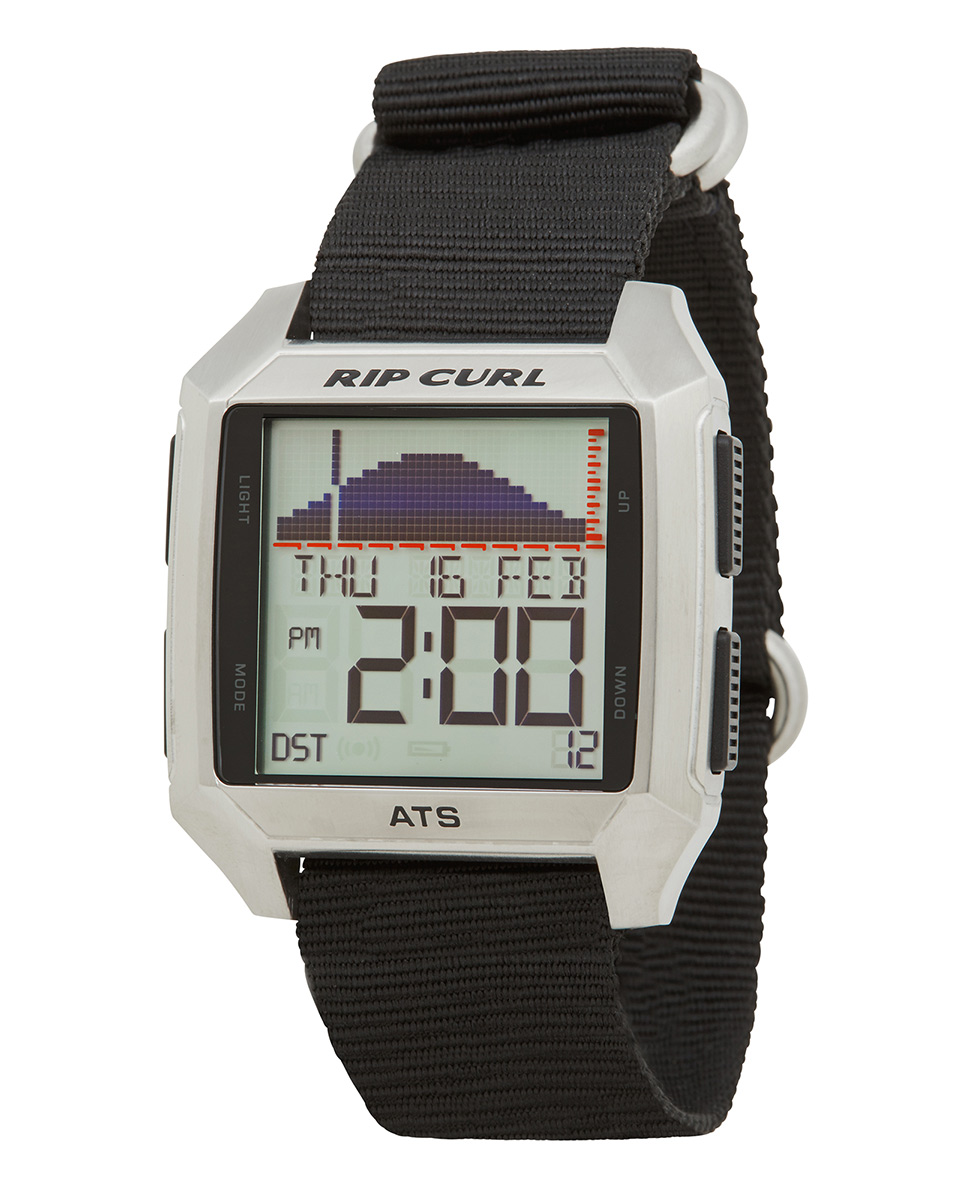 Rifles Ss Tide Pinless Watch